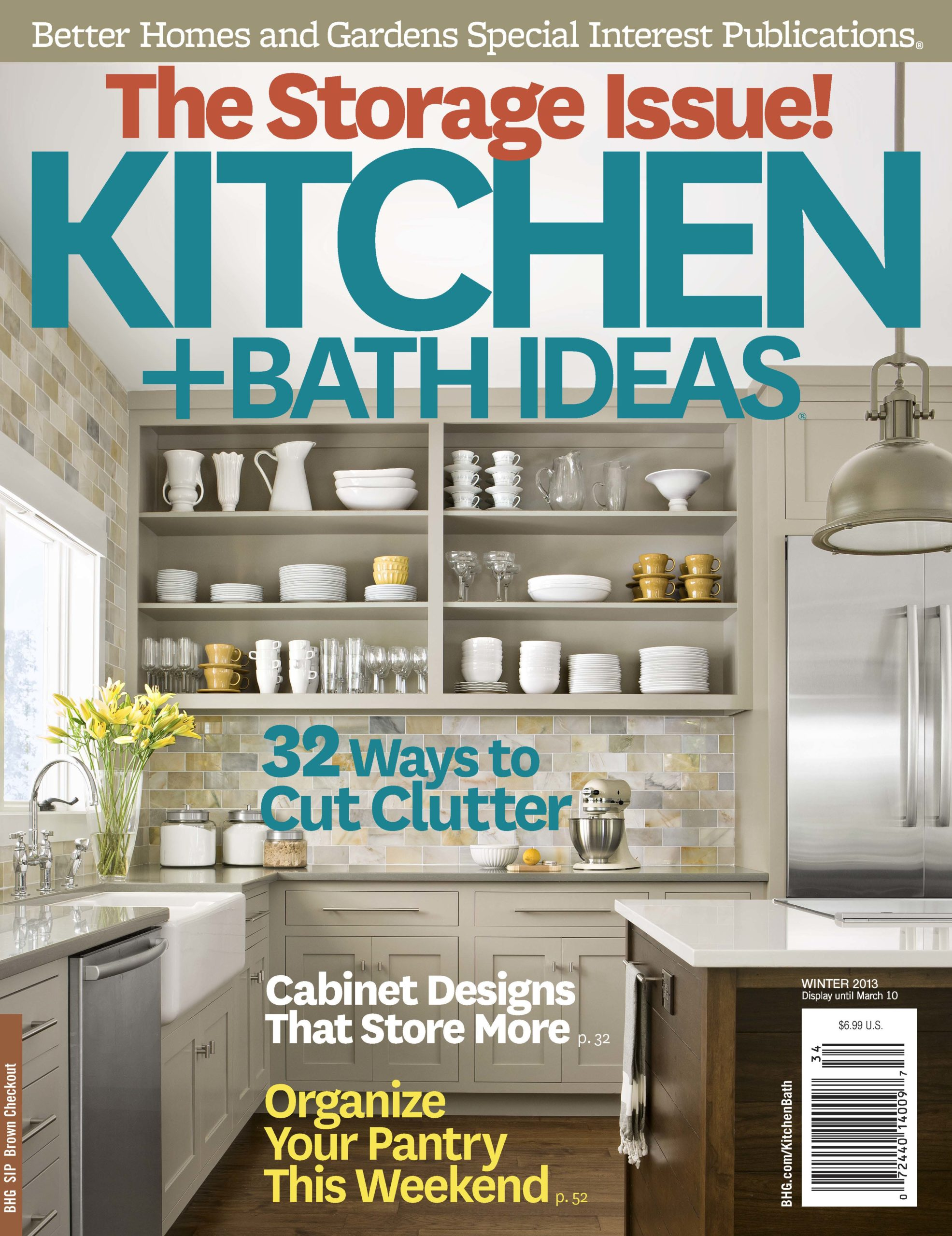 Kitchen+Bath Ideas Magazine to Unveil 12 Most Innovative Products