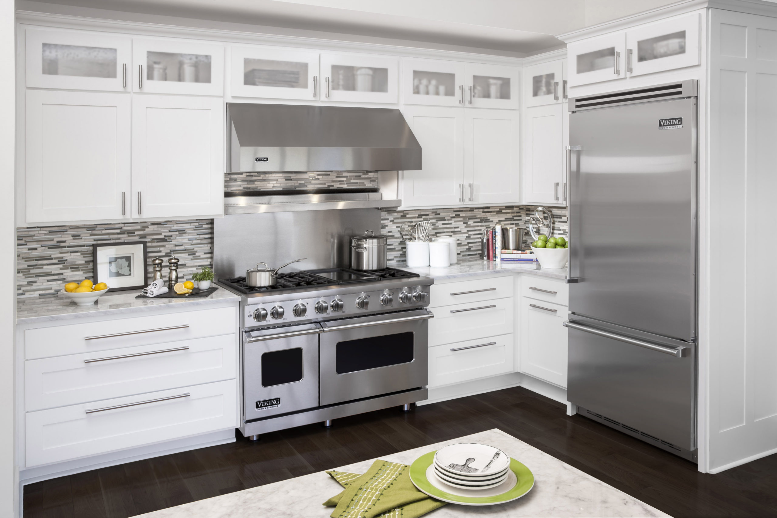 Viking Range Llc To Make Company History With The Debut Of New Products At Kbis Show Kbis