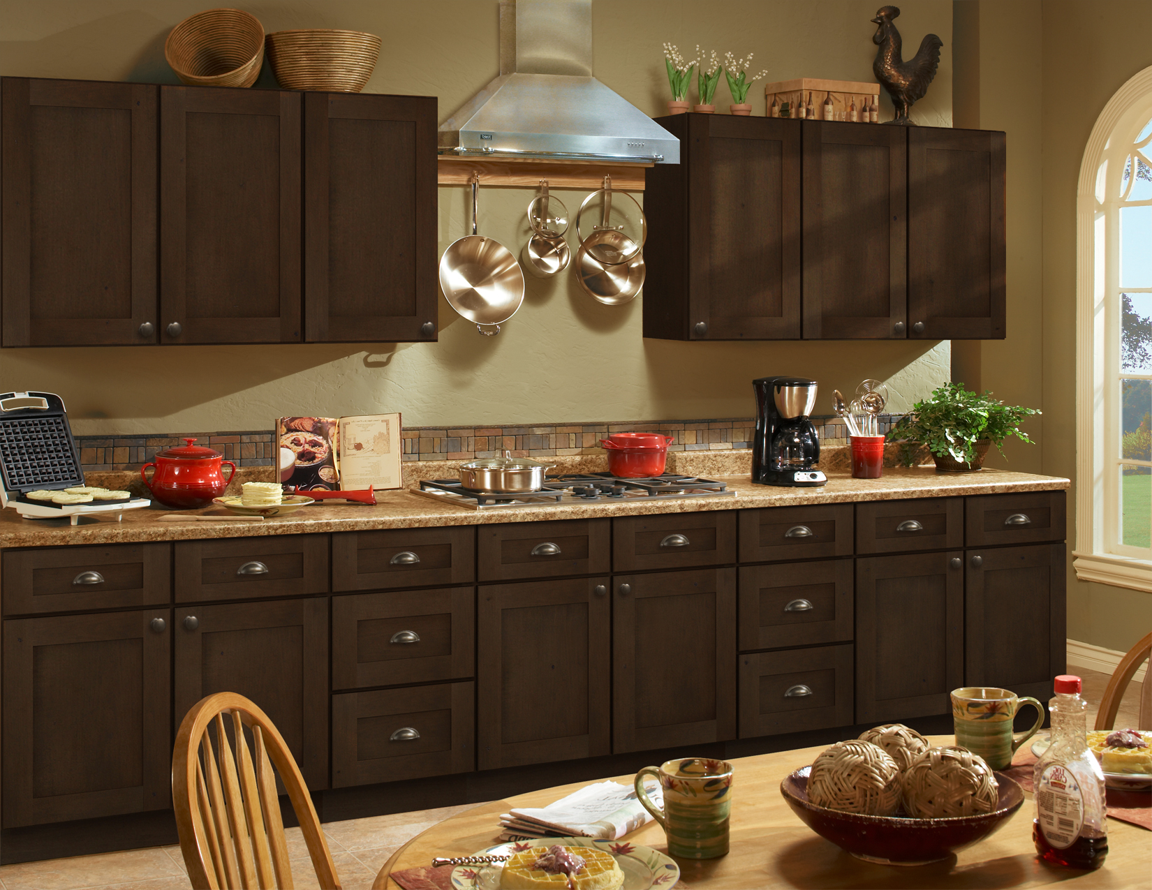 Sunny Wood Introduces The Branden Kitchen Collection Kbis